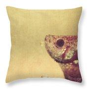 Fish Can Be Sad Too Throw Pillow