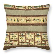 Fish Sticks Bedding Throw Pillow