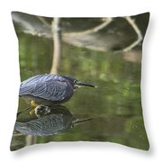 Fishing Expedition Throw Pillow