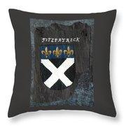 Fitzpatrick Throw Pillow