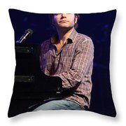 Five For Fighting Throw Pillow
