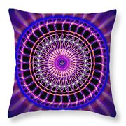Five Star Gateway Kaleidoscope Throw Pillow