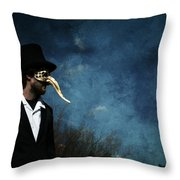 Fixation Throw Pillow