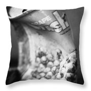 Fizz That Crushed  Throw Pillow