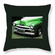 Fj Holden Throw Pillow