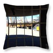 Flagship Niagara Throw Pillow