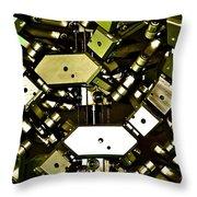 Flex 4 Throw Pillow