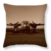 Flight Of The Phoenix Throw Pillow