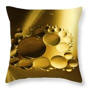 Floating Beauty Throw Pillow