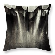 Floor 02 Throw Pillow