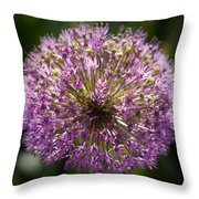 Floral 3 Throw Pillow