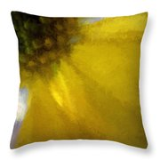 Floral Art Xxxi Throw Pillow