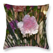 Floral Standout Throw Pillow