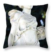 Florence Brokaw Satterwhite Memorial IIi Cave Hill Cemetery Throw Pillow