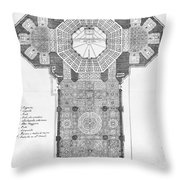 Florence: Cathedral Throw Pillow