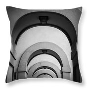 Florence Hallway Throw Pillow