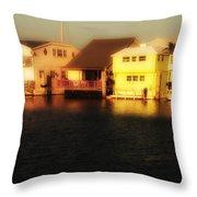 Florida Keys 1 Throw Pillow