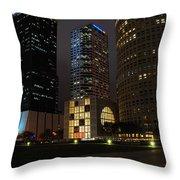 Florida Museum Of Photographic Arts Throw Pillow