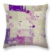 Florus Pokus A01d Throw Pillow