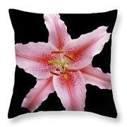 Flower 002 Throw Pillow
