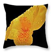 Flower 034 Throw Pillow