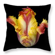 Flower 112 Throw Pillow
