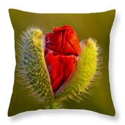 Flower 124 Throw Pillow