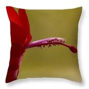 Flower 125 Throw Pillow