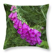 Flower 14 Throw Pillow