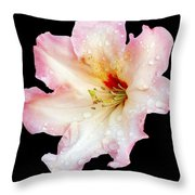 Flower 225 Throw Pillow