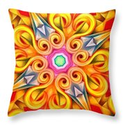 0549 Throw Pillow