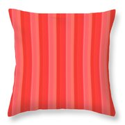Flower Petal Petal Art From Cherryhill Nj America Micro Patterns Red Color Tones Light Shades   Throw Pillow