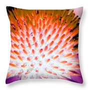 Flower Power 1358 Throw Pillow