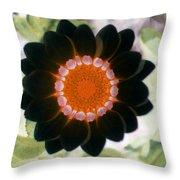 Flower Power 1425 Throw Pillow