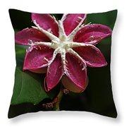 Flowers 12 Throw Pillow