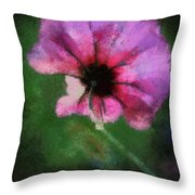 Flowers Are Gods Way 03 Throw Pillow