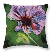 Flowers Are Gods Way 04 Throw Pillow