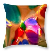 Flowers In The Attic Throw Pillow