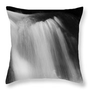 Flowing Helmet Throw Pillow