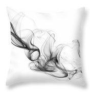 Fluidity No. 2 Throw Pillow