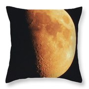 Fly Me To The Moon Throw Pillow