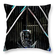 Flying 5 Throw Pillow