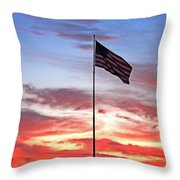 Flying High 8 Throw Pillow