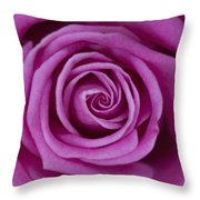 Folds On Folds Throw Pillow