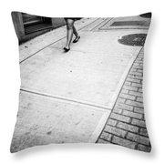 Follower Throw Pillow