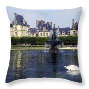 Fontainebleau Throw Pillow