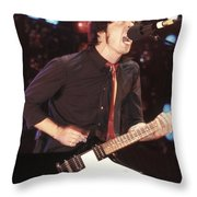 Foo Fighters Dave Grohl Throw Pillow
