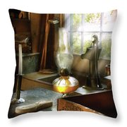 Food - Borden's Condensed Milk Throw Pillow