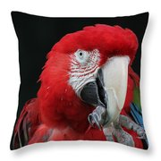 Foot Hold Throw Pillow
