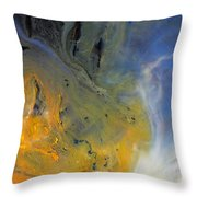 For A Change Throw Pillow